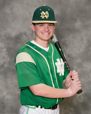 big sale 7df78 520ce Tanner Belcher - Freshmen Baseball - Notre Dame High School ...